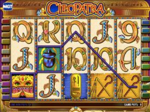 cleopatra tragamonedas trucos