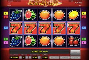 jugar Sizzling Hot online gratis