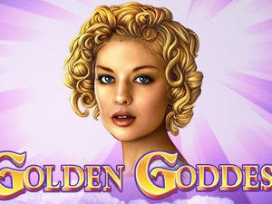 Golden Goddess Tragamonedas