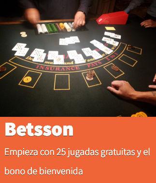 Betsson Blackjack Reglas