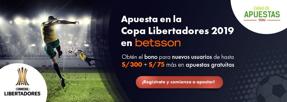 Copa Libertadores 2019 Cuotas
