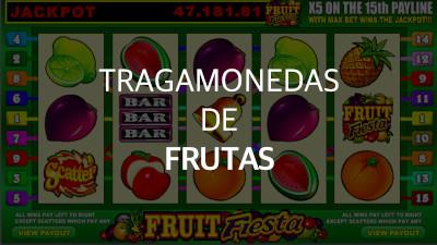 Tragamonedas de Frutas Gratis – ¡Trucos para Jugar Online con Bono!