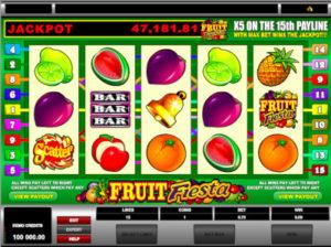maquinas tragamonedas de frutas gratis