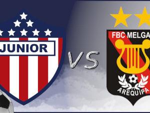Apuestas y Pronóstico – Atlético Júnior vs Melgar