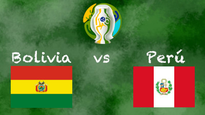 Bolivia vs Perú – Copa América 2019
