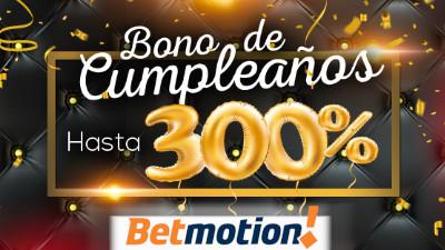 Código Promocional Betmotion