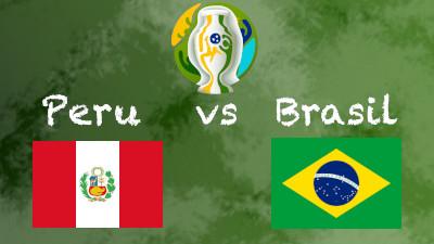 Perú vs Brasil predicciones y Cuotas