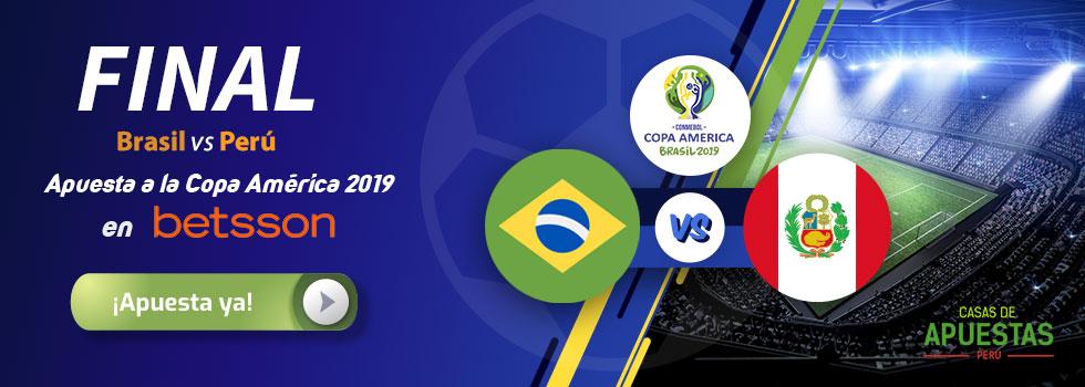 Brasil vs Perú Pronósticos y predicciones