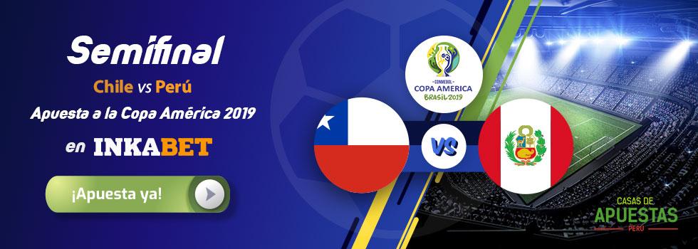 Chile vs Perú Copa América 2019 - Predicciones y Pronósticos