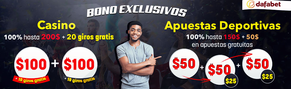 Dafabet Bonos Exclusivos