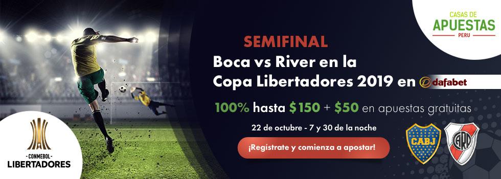 Boca vs River Copa Libertadores 2019