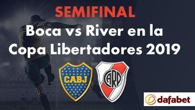 Boca vs River Pronósticos – Copa Libertadores 2019