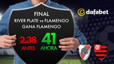 River vs Flamengo Pronósticos y Predicciones Copa Libertadores 2019